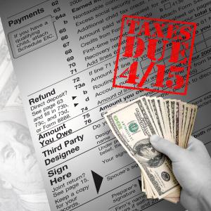 Reverse mortgage interest deduction
